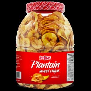 Iselitas Plantains Sweet Party Size Jar – 6/26.45 oz